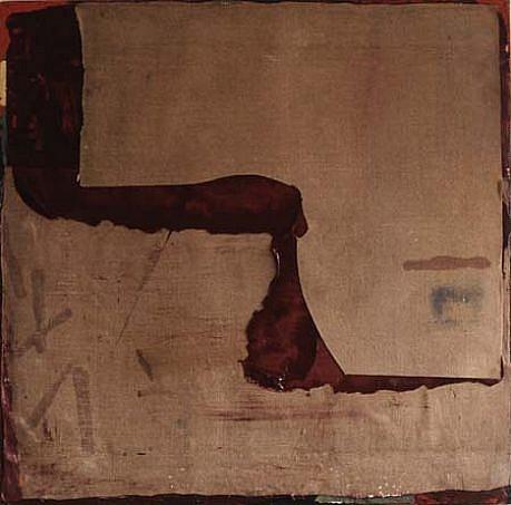 Robert Harding, Denial 1995, acrylic on linen