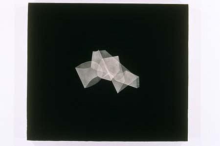 Ron Griffin, Untitled 2000, enamel & polyurethane on panel