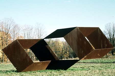 Charles Ginnever, Hangover II 1983, steel