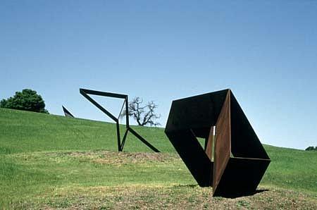 Charles Ginnever, Kitsuni 1988, steel