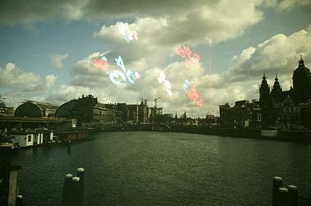 Judith Gor, Data (Amsterdam Harbour) 1992/93