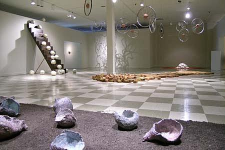 Rashida Ferdinand, Installation I 2004