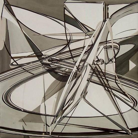 Chris Finley, Giuliani 2007, acrylic on canvas