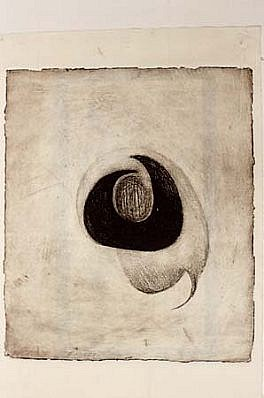 Melissa Forbes, Untitled 2000, etching on paper