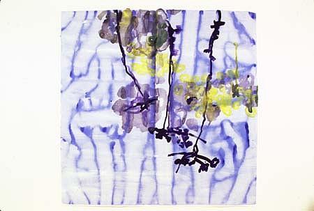 Jasmina Danowski, Australia VIII 2004, ink on paper