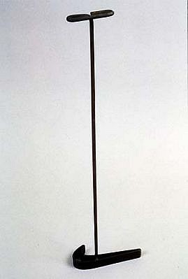 Jack Daws, Nike Branding Iron 2001, welded steel