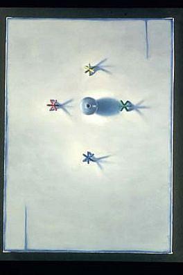 Liz Di Giorgio, Still Life, April 18, 2003 2003, oil on linen