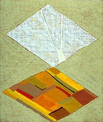 Hamlett Dobbins, Untitled (for N.J.P.) 2004, oil on linen on panel