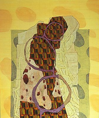 Hamlett Dobbins, Untitled (for P.D.G.) 2003, oil on canvas