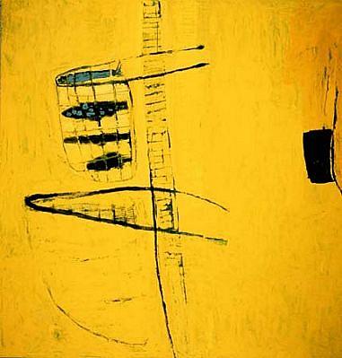 Ulrike Dornis, Fish Catchers 1995, oil on canvas