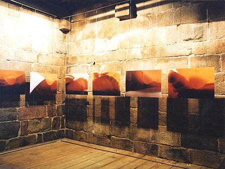 Judite Dos Santos, Promessas 2001, digital color print