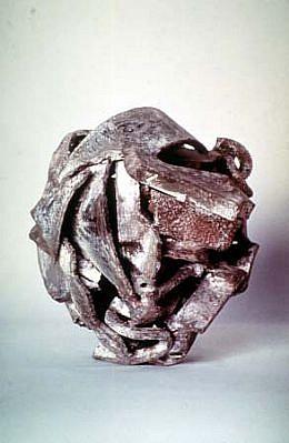 Chris Duncan, Untitled 1988, steel