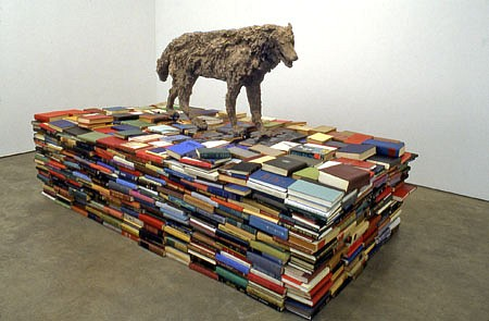 James Croak, Wolf on Books 2001, cast dirt wolf on books