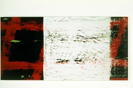 John Cronin, Untitled 1998, ink jet on perspex