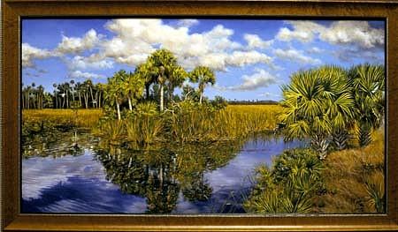 John Briggs, Everglades