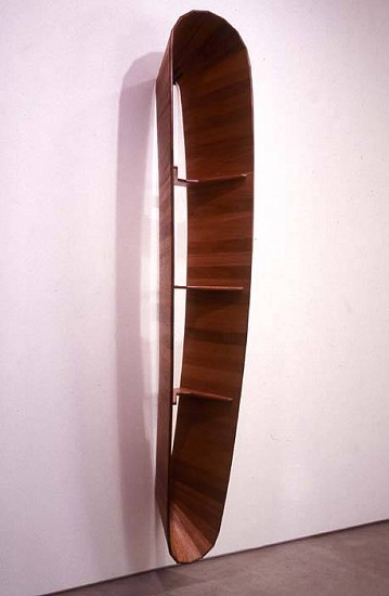 Cris Bruch, Cleave 2006, mahogany