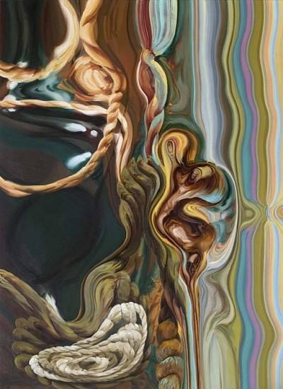 Susan Brenner, After Migration A0603 2006, oil on canvas