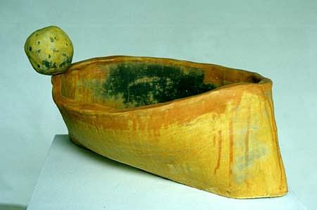 Miriam Bloom, Untitled 1984, ceramic