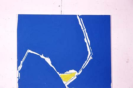 Seymour Boardman, Untitled 2002, acrylic on canvas