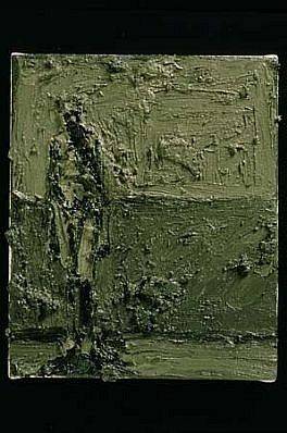 Daniel Bodner, Untitled #3 1993, oil on linen