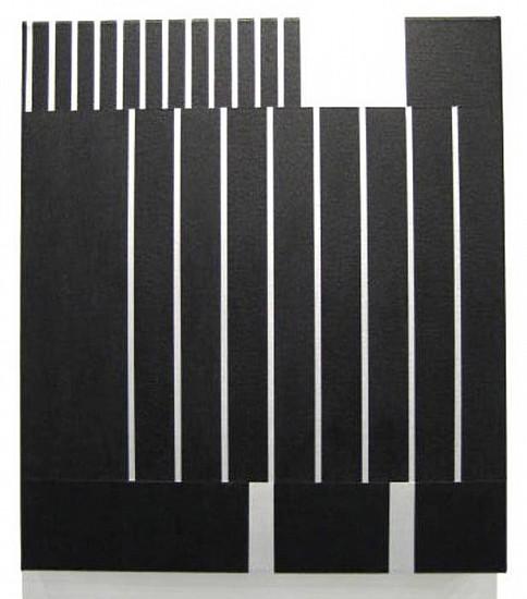 Lane Banks, Untitled 2008, acrylic on canvas