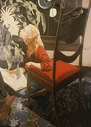 Jack Beal, The Sense of Smell 1987, oil on canvas