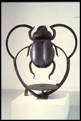 Jane Ackroyd, Dusk Scarab Beetle 1993