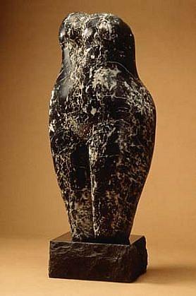 MJ Anderson, Nemesis 1992, portoro marble