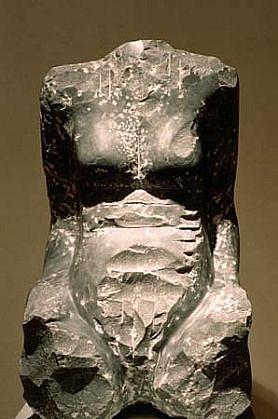 MJ Anderson, Gaia's Last Song 1992, bardiglio marble