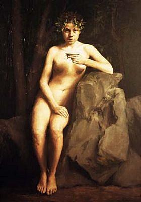 Angela Denton  nackt