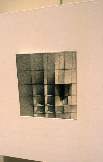Hsin-Hsi Chen, Penumbra Series, 10 of 16 2005, pencil on paper