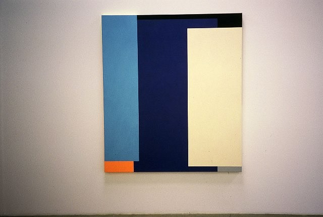 Marco Casentini, A Special Day 2003, alkyd on canvas