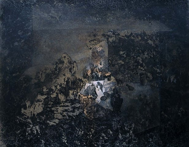 Alfredo Falfan, Untitled 2007, oil on canvas