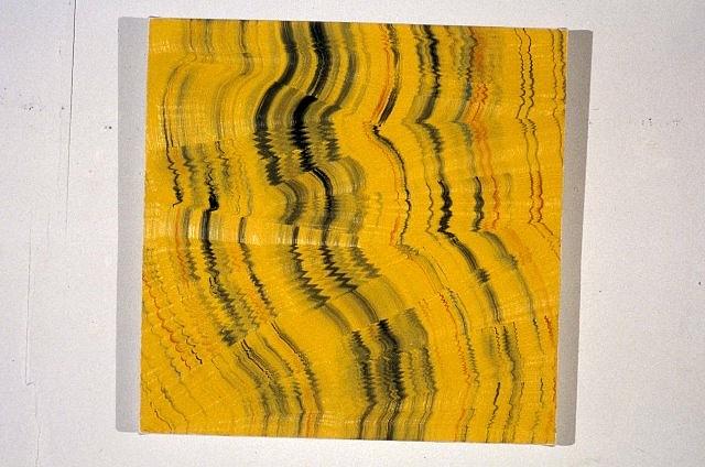 Vincent Falsetta, CC 04 - 4 2004, oil on canvas