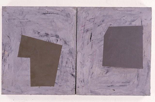 Yoshishige Furukawa, AC-3 2000, oil on canvas