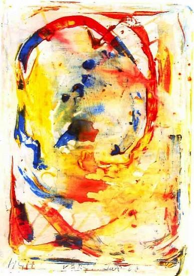 Hans Haagen, Spring 2008, oil on canvas