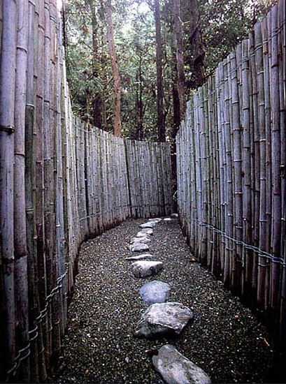 Mikael Hansen, Site Specific Installation for the People of Isegawa 1998