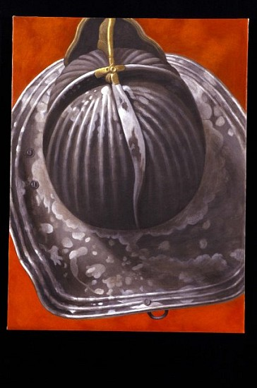 Catherine Koenig, Gasper, a Life 2004, acrylic on canvas