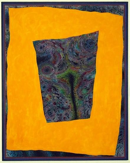 Douglas Leichter, Heartache and Splendor 2010, acrylic on canvas
