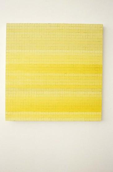 Mila Macek, False Color Reality No. 2 2002, oil on linen