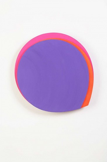 Bence Marafko, Drop Monologue in Three Colours 2 2007, casein tempera on 3 wood plates