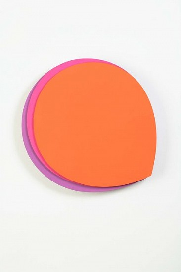 Bence Marafko, Drop Monologue in Three Colours 1 2007, casein tempera on 3 wood plates