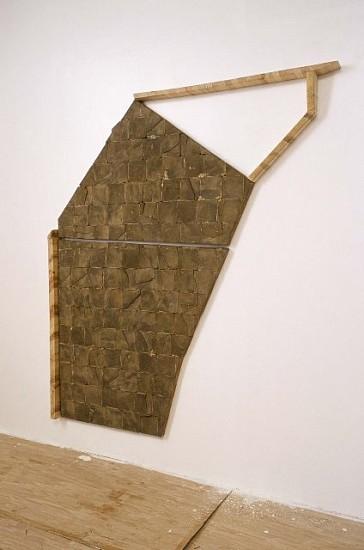 Akiko Mashima, Space 03 - 01 2003, wood, paint