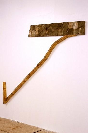 Akiko Mashima, Space 03 - 11 2003, wood, paint