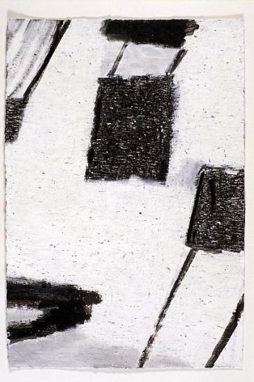 Joan Mathews, Hopewell 2002, acrylic