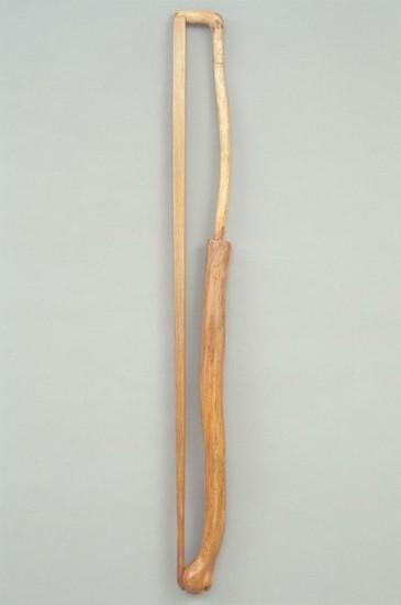 Ada Medina, Aegis wood, stain, beeswax polish