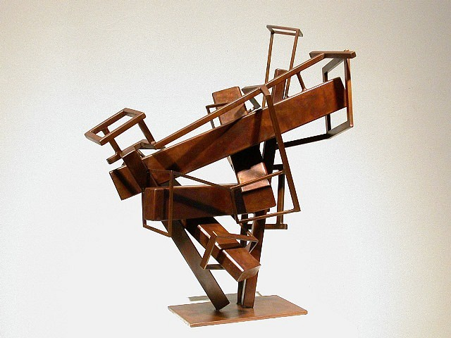 David Provan, Untitled 2003, welded steel