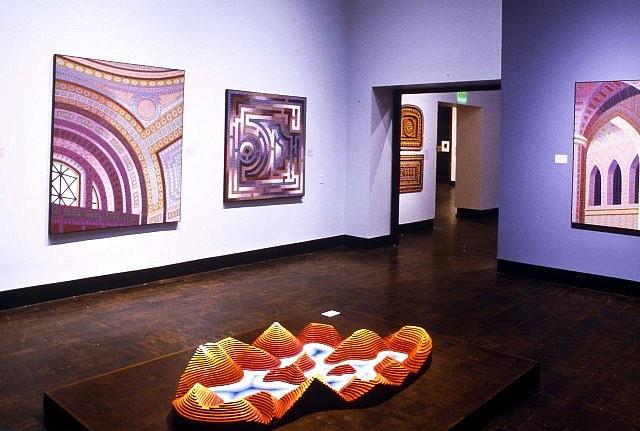 Liz Quisgard, Gallery View, solo show 2003