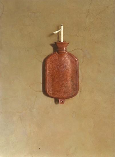 Eran Reshef, Warm Bottle 2004, oil on wood