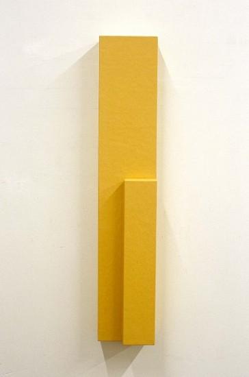 Stephen Riedell, Little Morandi 2003, oil, beeswax, canvas, wood